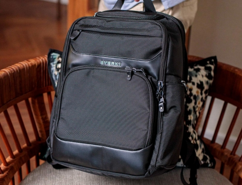Everki Onyx laptop backpack